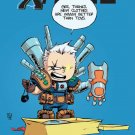 Cable and X-Force (Vol 1) #1 Skottie Young Baby Variant [2012] VF/NM