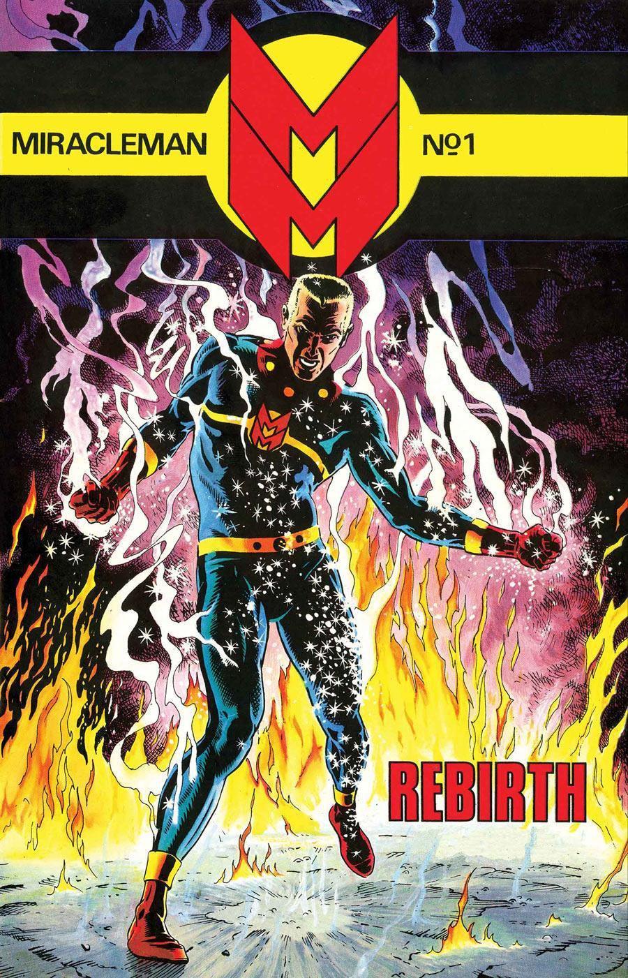 Miracle Man (Vol 1) #1 [1985]