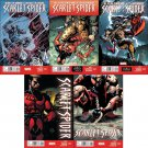 Scarlet Spider (Vol 2) #21 22 23 24 25 [2013] VF/NM *Trade Set*