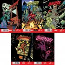 Daredevil (Vol 4) 31 32 33 34 35 [2013] VF/NM *Trade Set*
