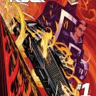 All New Ghost Rider #1 Vol 1 2014 Marvel Now