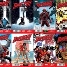 DareDevil Dark Nights #1 2 3 4 5 6 7 8 2013 VF/NM *Complete Set*