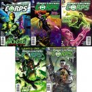 Green Lantern Corps #21 22 23 24 25 [2013] VF/NM  *Trade Set The New 52*