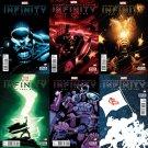 Infinity #0 1 2 3 4 5 6 (2013) *Marvel Trade Set*