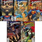 Superman #21 22 23 24 25 [2013] VF/NM  *The New 52! Trade Set*