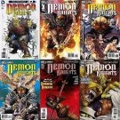 Demon Knights 0 1 2 3 4 5 (2011) VF/NM *The New 52! Trade Set*