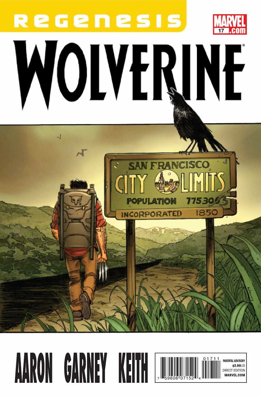 Wolverine (Vol 4) #17 [2010] VF/NM