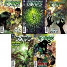 Green Lantern Corps #26 27 28 29 30 [2013] VF/NM  *Trade Set The New 52*
