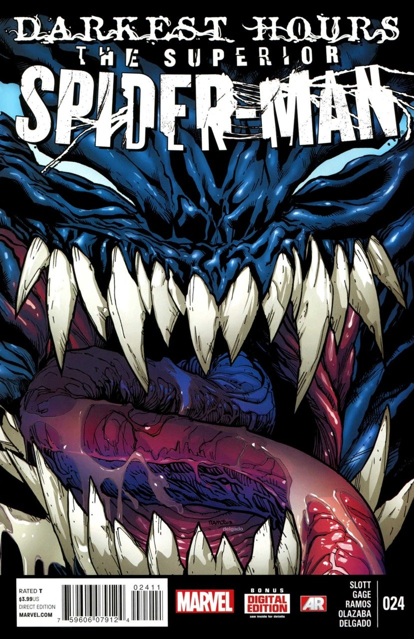 Superior Spider-Man #24 [2013] VF/NM