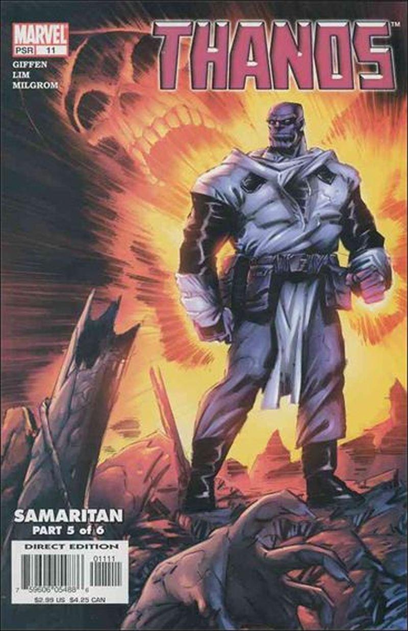 Thanos #11 [2013] * Incentive Copy *