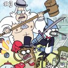 Regular Show #3 A Comic Book from BOOM! Studios [2013] VF/NM