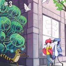 Regular Show #3 B cover [2013] VF/NM