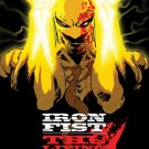 Iron Fist The Living Weapon #1 2014 VF/NM *Marvel Now!*
