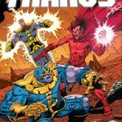 Thanos Annual #1 [2014] VF/NM *Marvel Now *Starlin Variant Edition*