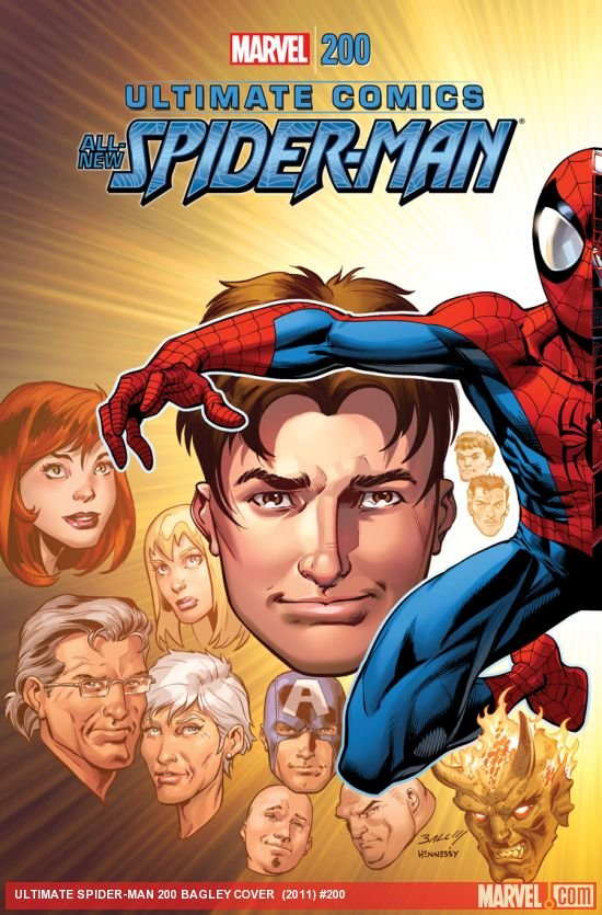 Ultimate Comics Spider-man #200 [2011] VF/NM