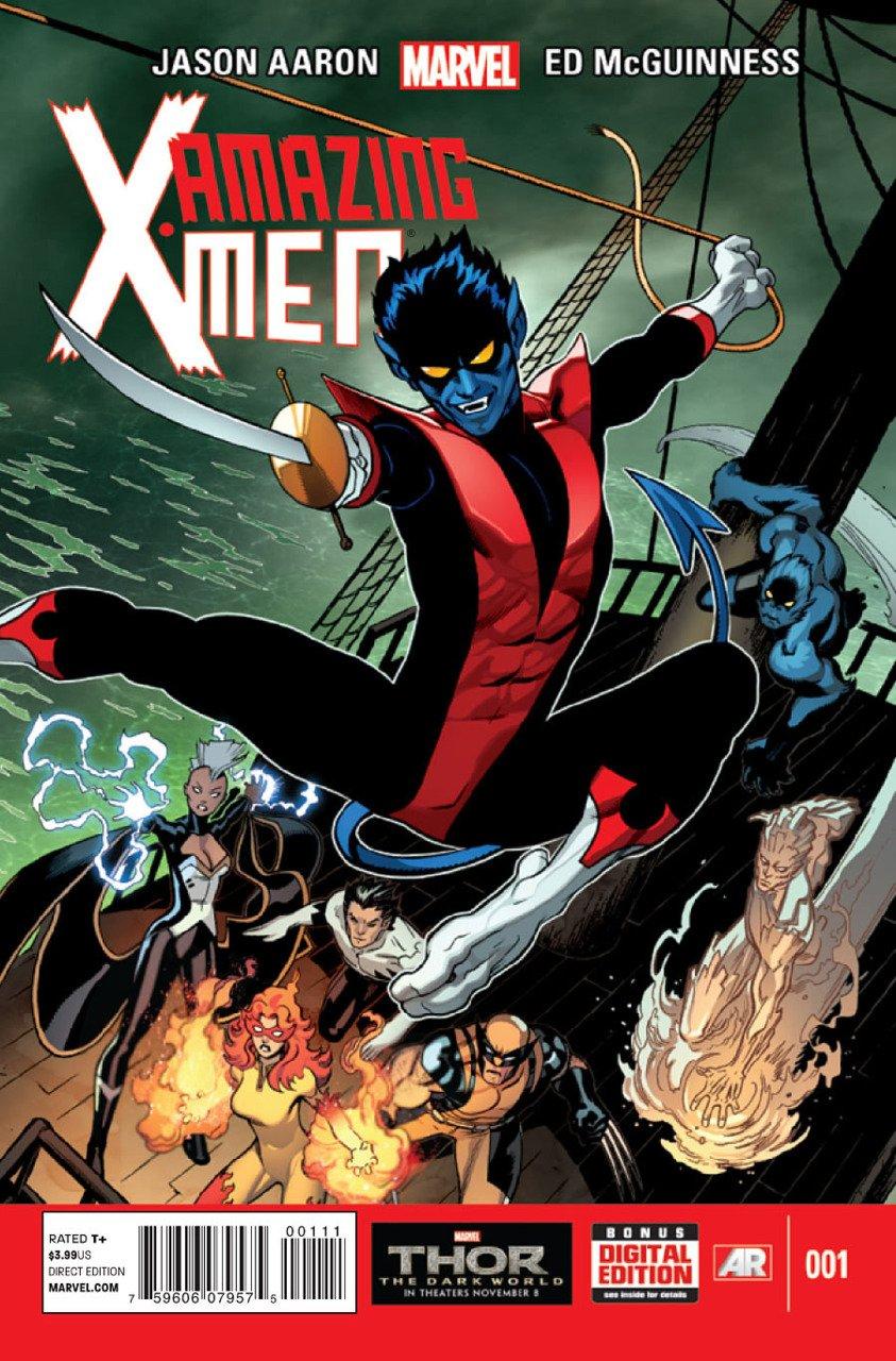 Amazing X-Men #1 (2014)  *Incentive Copy*