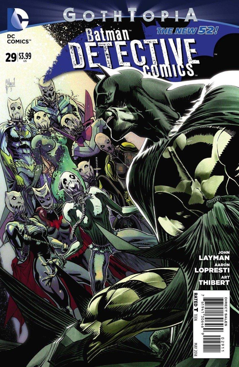 Detective Comics #29 [2014] VF/NM *The New 52*