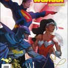 Superman Wonderwoman #10 [2014] Batman 75th anniversary variant VF/NM *The New 52*
