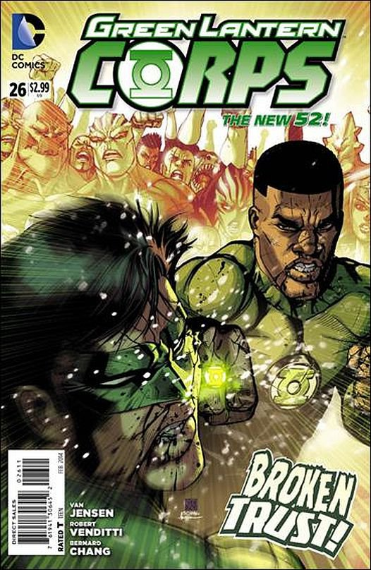 Green Lantern Corps #26 [2013] VF/NM  *The New 52!*