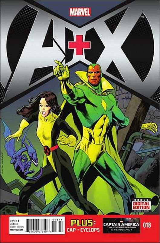 A+X #18 [2013] VF/NM *Incentive Copy*