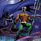 Aquaman #33 [2014] VF/NM *The New 52* Batman 75th anniversary variant