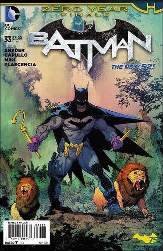 Batman #33 [2014] VF/NM *The New 52*