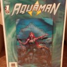 Aquaman Futures End #1 [2014] VF/NM *3D Cover*