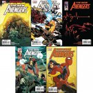 New Avengers (Vol 3) 55, 56, 57, 58, 59 [2010] VF/NM *Marvel Now Trade Set*