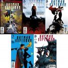 Batman Superman (Vol 1) #11 12 13 14 15 [2014] VF/NM * The New 52 Trade Set*