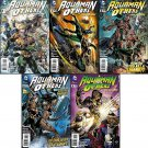 Aquaman and the Others [2014] #1, 2, 3, 4, 5  VF/NM *Trade Set!*
