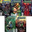 Green Lantern #26, 27, 28, 29, 30 [2014] The New 52! VF/NM *Trade Set!*