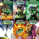 Green Lantern Uprising Trade Set [2014] VF/NM *The New 52 Trade Set*