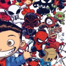 Amazing Spider-Man #9 Skottie Young Baby Variant [2014] VF/NM Marvel Comics *Spider-Verse*