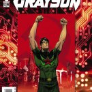 Futures End: Grayson #1 3D Lenticular Cover [2014] VF/NM DC Comics