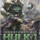 Indestructible Hulk #1 [2012] Marvel Comics