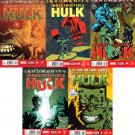 Indestructible Hulk #16 17 18 19 20 [2012] Marvel Comics - Inhumanity