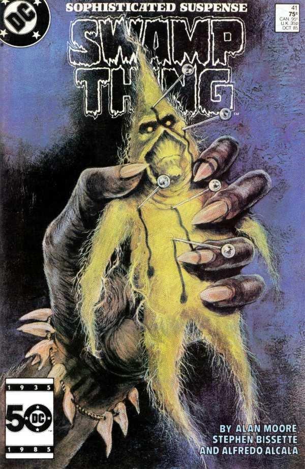 Swamp Thing #41 [1985] VF/NM DC Comics