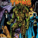 Swamp Thing #46 [1986] VF/NM DC Comics *Crisis on Infinite Earths*
