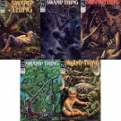 Swamp Thing #91 92 93 94 95 [1990] DC Comics Trade Set