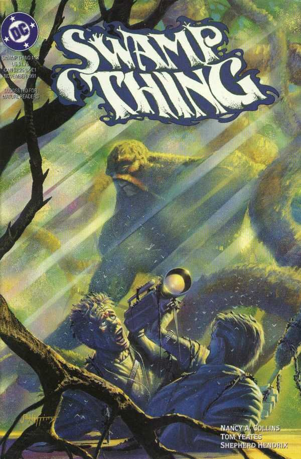 Swamp Thing #113 [1991] VF/NM DC Comics