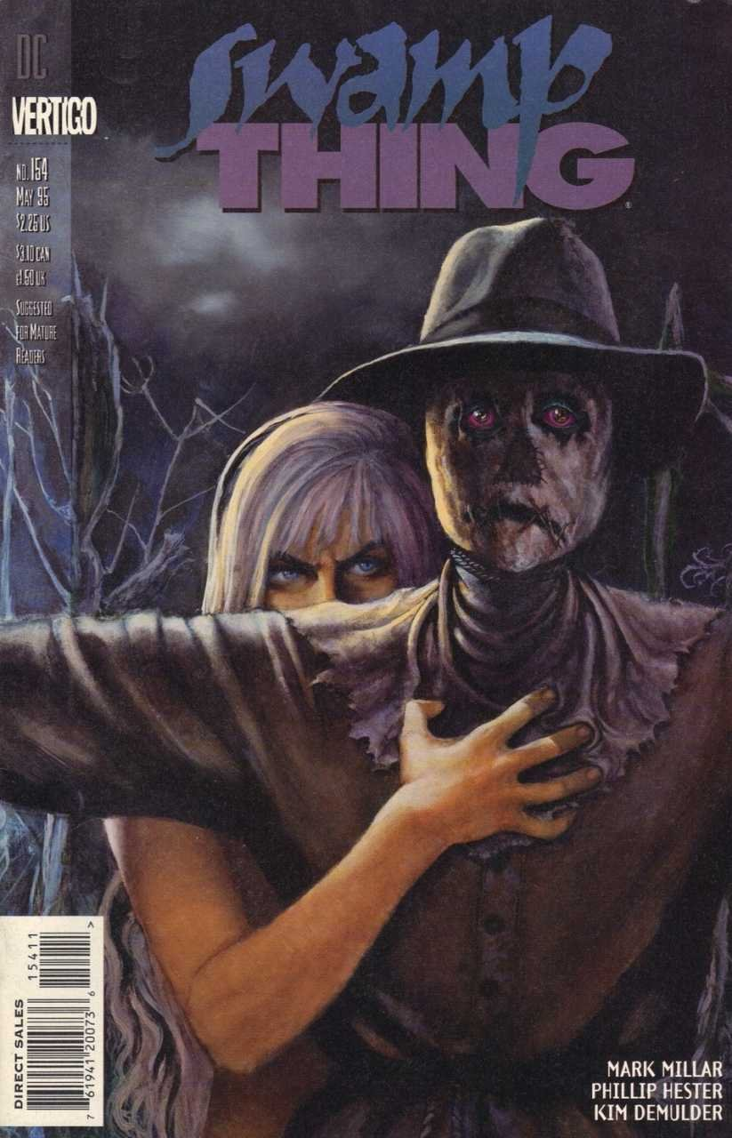 Swamp Thing #154 [1995] VF/NM DC/Vertigo Comics