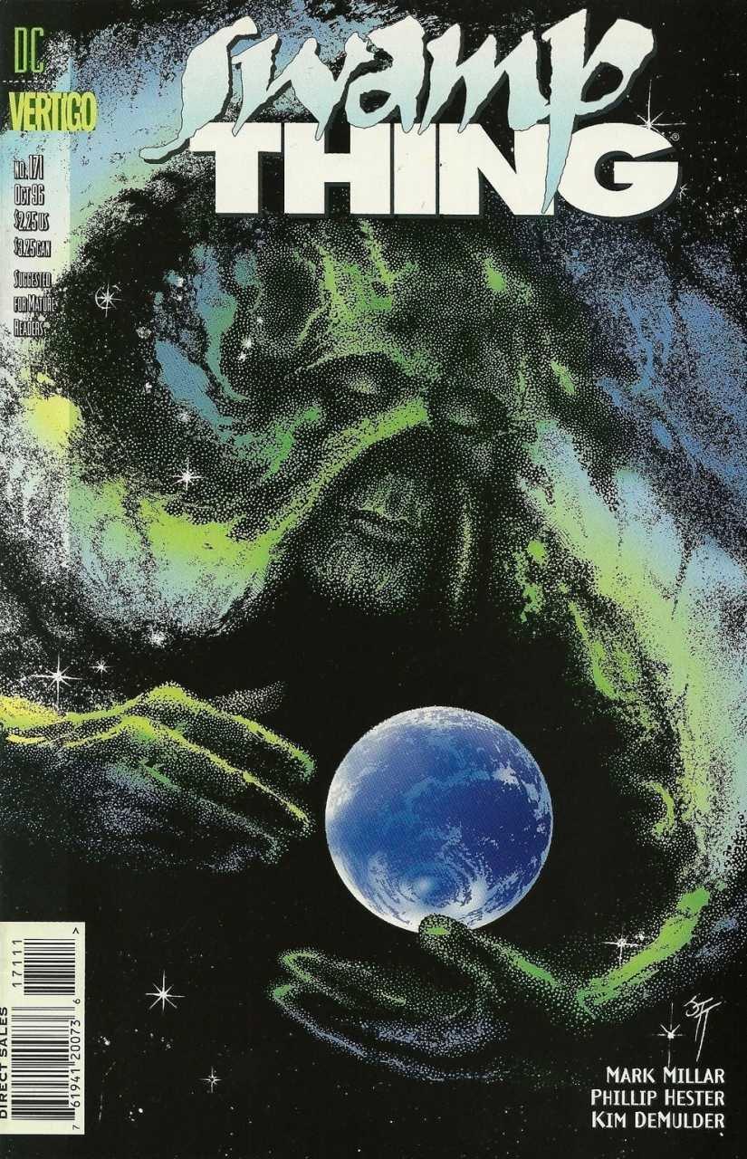 Swamp Thing #171 [1996] VF/NM  DC/Vertigo Comics