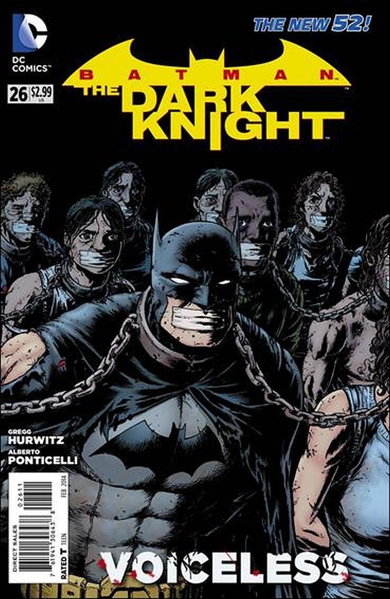 Batman: The Dark Knight #26 [2014] VF/NM DC Comics