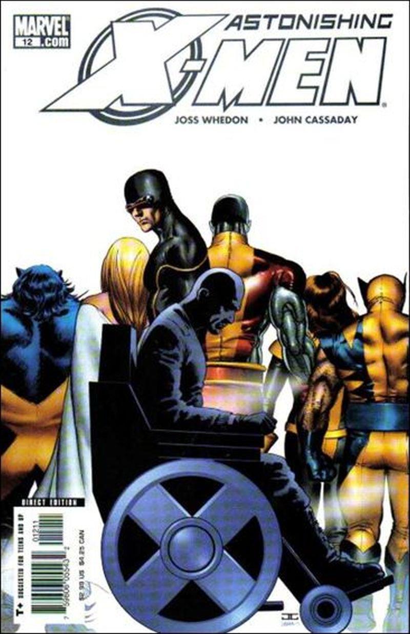 Astonishing X-Men #12 [2004] VF/NM Marvel Comics