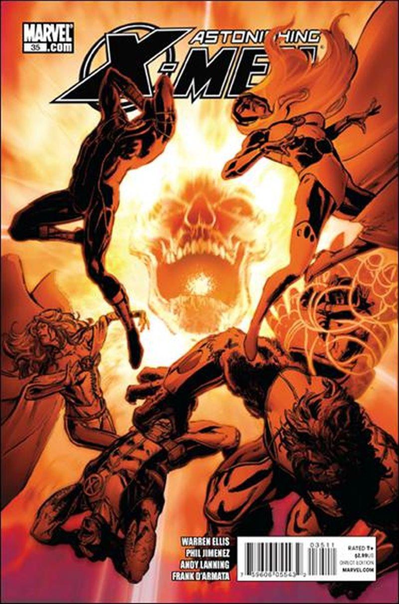 Astonishing X-Men #35 [2004] VF/NM Marvel Comics