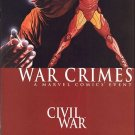 Civil War War Crimes #1 VF/NM