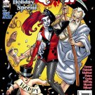 "Harley Quinn Holdiay Special #1 Cover B ""New Years Cover"" [2014] VF/NM DC Comics"