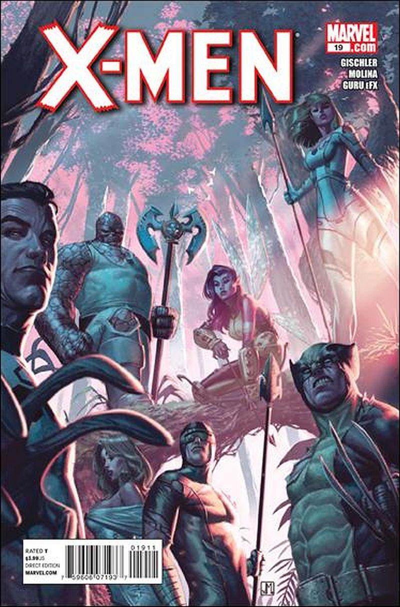 X-Men (Vol 3) #19 VF/NM Marvel Comics