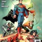 Justice League #3 Greg Capullo 1:25 Variant [2012] VF/NM DC Comics *The New 52*