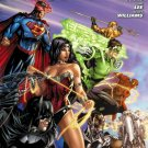 Justice League #5 Eric Basaldua 1:25 Variant [2012] VF/NM DC Comics *The New 52*